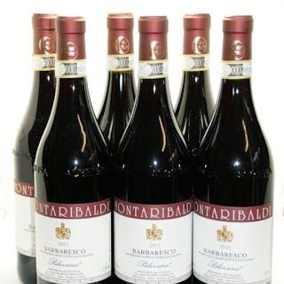 "2013  ""Palazzina""- Montaribaldi - Barbaresco, Piemonte - 6 Bottiglie (0,75 L)"