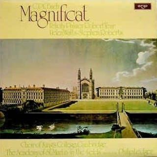 Mozart -Js Bach - Purcell -Nadermann -Brahms -Wiener...