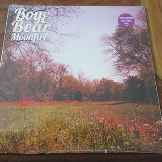 Boy & Bear - Moonfire - Vinile viola - Album LP - 2018/2018
