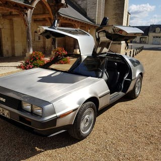 DeLorean - DMC 12 - 1981