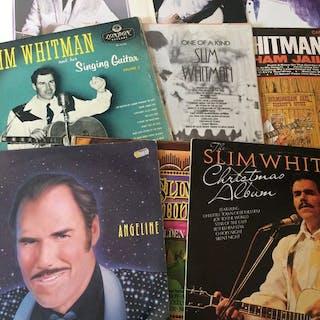 Slim Whitman  - Titoli vari - Album LP - 1957/1970