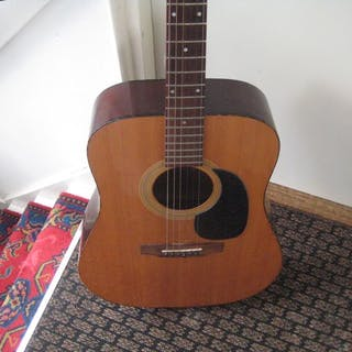 Jedson 9000 Acoustic Guitar - 9000 - Chitarre - Giappone