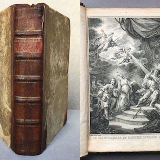 Lucretia Wilhelmina van Merken - David in twaalf [XII] boeken - 1768