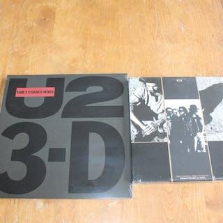 U2 - 2 x U2.com Limited Editions Sealed - Titoli vari...