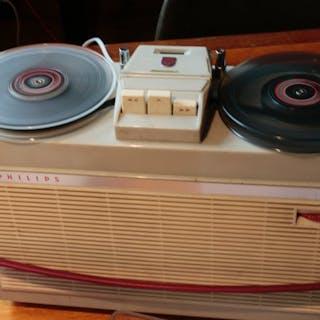Philips - taperecorder EL3514/00 - Kassettendeck, 18 cm