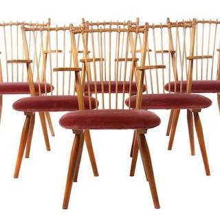 Albert Haberer - Fleiner Hermann - Chair (6) - Knotted Chair