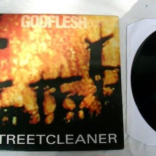 Godflesh - Streetcleaner - Album LP - 1989/1989