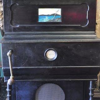 ANTONIO CUCONATO - Roller table - Italy - 1890