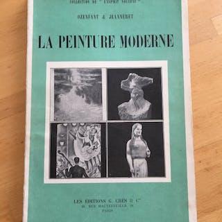 Ozenfant, Le Corbusier - La peinture moderne - 1924