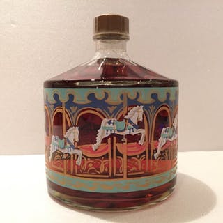Suntory 15 years old ''Ageing''Merry-go-round - Official bottling - 750ml