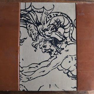 Dante- La Divina Commedia. Illustrated by Sandro Botticelli - 1986