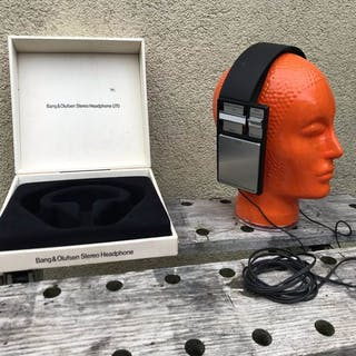 B&O - U70 Iconic Headphone Jacob Jensen Design in Origional Box - Kopfhörer