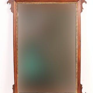 Federal Mahogany Pier Mirror