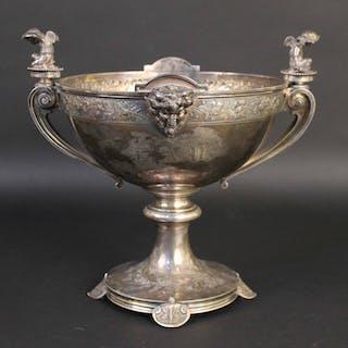 Ball, Black & Co. Silver Centerpiece Bowl
