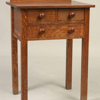 Stickley Oak Nightstand