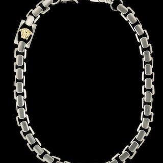 Versace Link Necklace