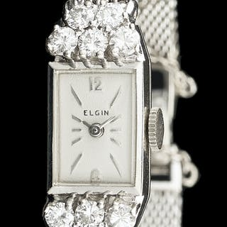 Lady's Diamond Watch
