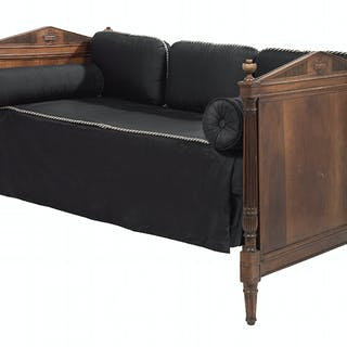 Directoire Fruitwood Daybed