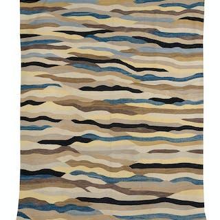 Contemporary Flatweave Carpet