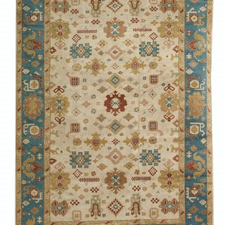 Turkish Sultanabad Carpet