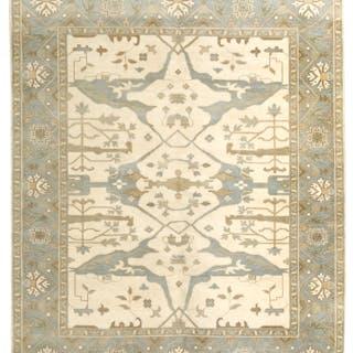 Turkish Angora Oushak Carpet
