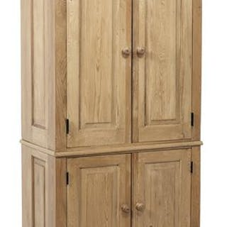 Four-Piece Reclaimed Cypress Bedroom Suite