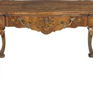 Continental Louis XV-Style Writing Table