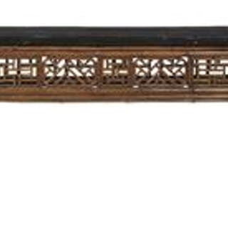 Chinese Bamboo Altar Table