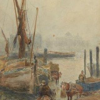 Attributed to Agnes Turner (née Chamberlain), British act. 1884-1919-