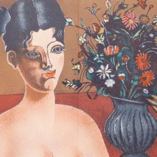 Various Artists, 20th century- Abstract, Expressionist and Surreal