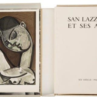Various Artists, San Lazzaro et ses Amis, 1975; the complete portfolio