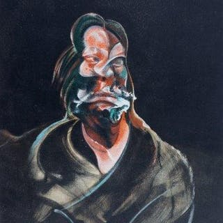 Francis Bacon, British 1909-1992- Portrait of Isabel Rawsthorne, 1966;