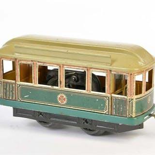 Carette, Straßenbahn