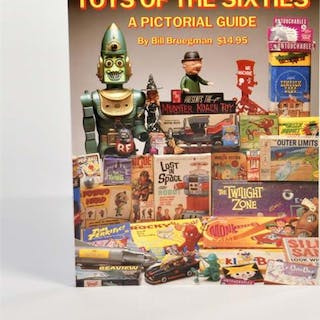 "Buch ""Toys of the Sixties"""