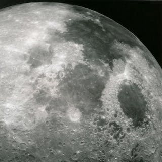 Nasa. Mission Apollo 15. Observation de la Lune par l'équipage d'Apollo
