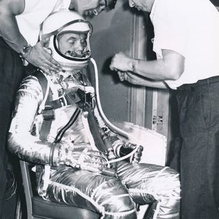 Nasa. L'astronaute John Glenn s'apprête à devenir le 1er américain