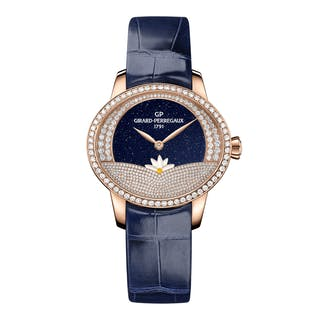 Girard-Perregaux Cat's Eye Arabian Jasmin - Manfredi Jewels