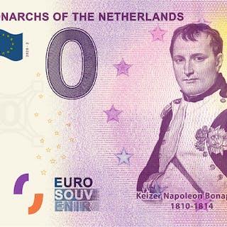 Napoléon 1er - Monnaie de 10€ Argent - Bicentenaire de sa disparition - 2021