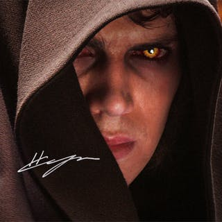 Hayden Christensen Autographed Star Wars Episode III: Revenge of the