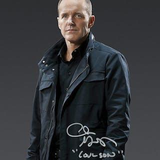 Clark Gregg Autographed Agents of S.H.I.E.L.D. Agent Coulson Season