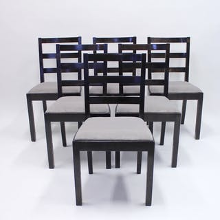 Typenko Chairs by Axel Einar Hjorth for Nordiska Kompaniet, 1930s, Set of 6