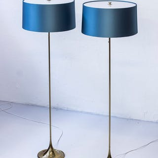 Floor lamps by A. Svensson & Y. Sandström
