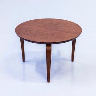 """Annika"" side table by Bruno Mathsson"