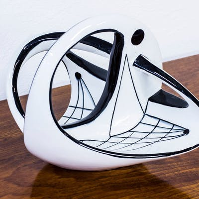 "Rare ""Mobile"" sculpture by Carl-Harry Stålhane"