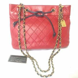 Chanel bag – Auction – All auctions on Barnebys.com 63fae97c34