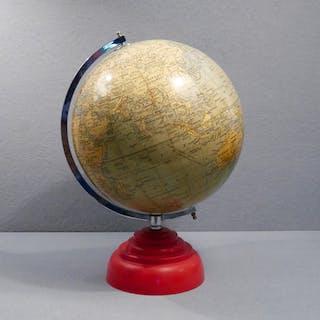 Geographia 10 inch Terrestrial Globe, 1961/2