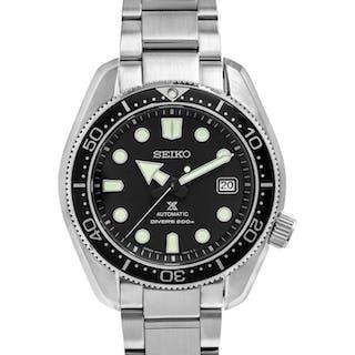 SEIKO Prospex Automatic Men's 44mm Diver Watch - SPB077J1 – Black Dial