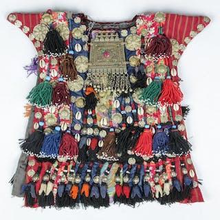 Ceremonial Vestment : Central Asia, Fantastic Afghanistan Child's