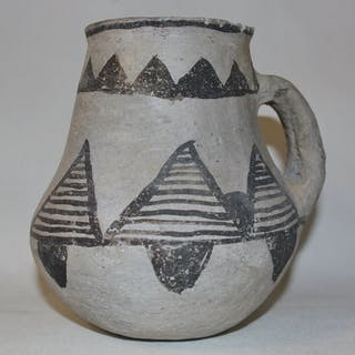 Native American Prehistoric Anasazi Mancos Pitcher CA 800-1200 A.D. #436