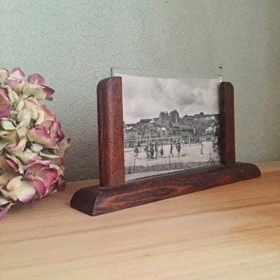 Vintage Art Deco Photo Frame